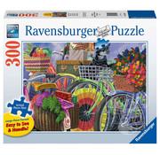 Ravensburger Ravensburger Bicycle Group Large Format Puzzle 300pcs