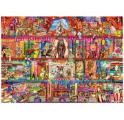 Ravensburger Ravensburger The Greatest Show on Earth Puzzle 1000pcs