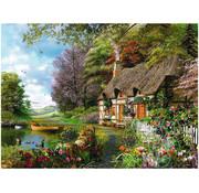 Ravensburger Ravensburger Country Cottage Puzzle 1500pcs