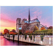 Ravensburger Ravensburger Picturesque Notre Dame Puzzle 1500pcs
