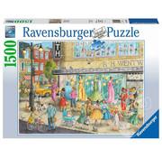 Ravensburger Ravensburger Sidewalk Fashion Puzzle 1500pcs