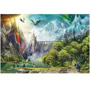 Ravensburger Ravensburger Reign of Dragons Puzzle 3000pcs