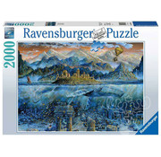 Ravensburger Ravensburger Wisdom Whale Puzzle 2000pcs