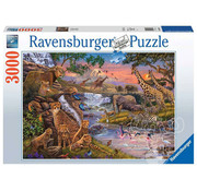 Ravensburger Ravensburger Animal Kingdom Puzzle 3000pcs