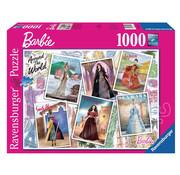 Ravensburger Ravensburger Barbie Around the World Puzzle 1000pcs