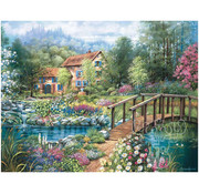 Ravensburger Ravensburger Shades of Summer Puzzle 2000pcs