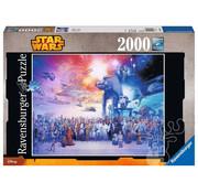 Ravensburger Ravensburger Star Wars Universe Puzzle 2000pcs