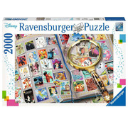 Ravensburger Ravensburger Disney Stamp Album Puzzle 2000pcs