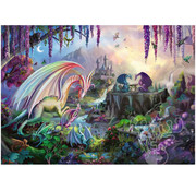 Ravensburger Ravensburger Dragon Valley Puzzle 2000pcs