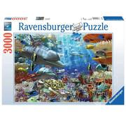 Ravensburger Ravensburger Oceanic Wonders Puzzle 3000pcs
