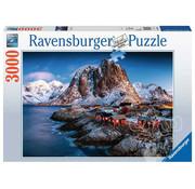 Ravensburger Ravensburger Hamnoy, Lofoten Puzzle 3000pcs