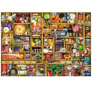 Ravensburger Ravensburger Kitchen Cupboard Puzzle 1000pcs