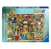 Ravensburger Ravensburger The Bizarre Bookshop No. 2 Puzzle 1000pcs