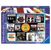 Ravensburger Ravensburger The Beatles: Albums 1964-66 Puzzle 1000pcs