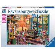 Ravensburger Ravensburger The Sewing Shed Puzzle 1000pcs