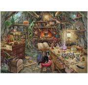 Ravensburger Ravensburger Witch's Kitchen Escape Puzzle 759pcs