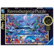 Ravensburger Ravensburger Moonlit Magic Puzzle 500pcs
