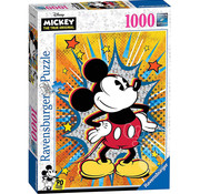 Ravensburger Ravensburger Disney Retro Mickey Puzzle 1000pcs