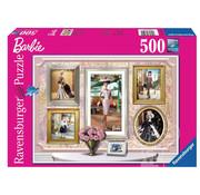 Ravensburger Ravensburger Barbie Paris Fashion Puzzle 500pcs