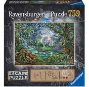 Ravensburger Ravensburger Unicorn Escape Puzzle 759pcs