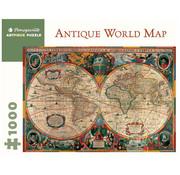 Pomegranate Pomegranate Antique World Map Puzzle 1000pcs