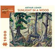 Pomegranate Pomegranate Arthur Lismer: Sunlight in a Wood Puzzle 1000pcs