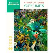 Pomegranate Pomegranate Charles Lynn Bragg: City Limits Puzzle 1000pcs