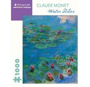 Pomegranate Pomegranate Claude Monet: Water Lilies Puzzle 1000pcs