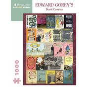 Pomegranate Pomegranate Edward Gorey: Book Covers Puzzle 1000pcs