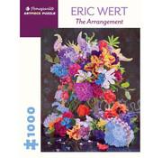 Pomegranate Pomegranate Eric Wert: The Arrangement Puzzle 1000pcs