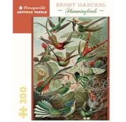 Pomegranate Pomegranate Ernst Haeckel: Hummingbirds Puzzle 300pcs