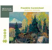 Pomegranate Pomegranate Franklin Carmichael: Autumn Hillside Puzzle 1000pcs