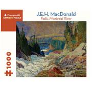 Pomegranate Pomegranate J.E.H. MacDonald: Falls, Montreal River Puzzle 1000pcs