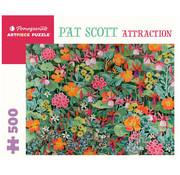 Pomegranate Pomegranate Pat Scott: Attraction Puzzle 500pcs
