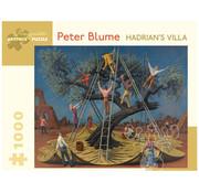 Pomegranate Pomegranate Peter Blume: Hadrian's Villa Puzzle 1000pcs