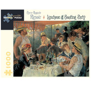 Pomegranate Pomegranate Pierre-Auguste Renoir: Luncheon of Boating Party Puzzle 1000pcs