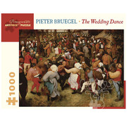 Pomegranate Pomegranate Pieter Bruegel: The Wedding Dance Puzzle 1000pcs
