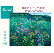 Pomegranate Pomegranate Rosalind Wise: Prairie Meadow Puzzle 1000pcs
