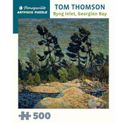 Pomegranate Pomegranate Tom Tomson: Byng Inlet Puzzle 500pcs