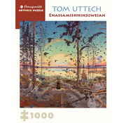 Pomegranate Pomegranate Tom Uttech: Enassamishhinjijweian Puzzle 1000pcs