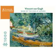 Pomegranate Pomegranate Vincent van Gogh: Bank of the Oise at Auvers Puzzle 1000pcs
