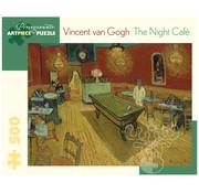 Pomegranate Pomegranate Vincent van Gogh: The Night Cafe Puzzle 500pcs