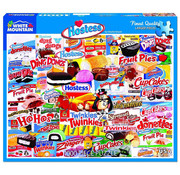 White Mountain White Mountain Hostess Puzzle 1000pcs