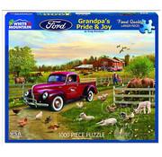 White Mountain White Mountain Grandpa's Pride & Joy Puzzle 1000pcs