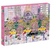 Galison Galison Spring on Park Avenue Puzzle 1000pcs