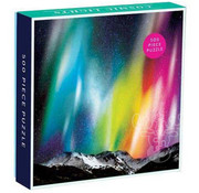 Galison Galison Cosmic Lights Puzzle 500pcs