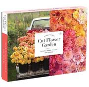 Galison Galison Floret Farm's Cut Flower Garden Double Sided Puzzle 500pcs
