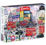 Galison Galison London Puzzle 1000pcs