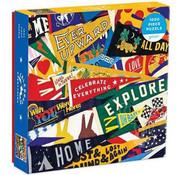 Galison Galison Celebrate Everything Puzzle 1000pcs