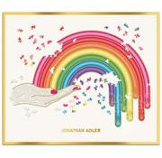 Galison Galison Rainbow Hand Shaped Foil Puzzle 750pcs